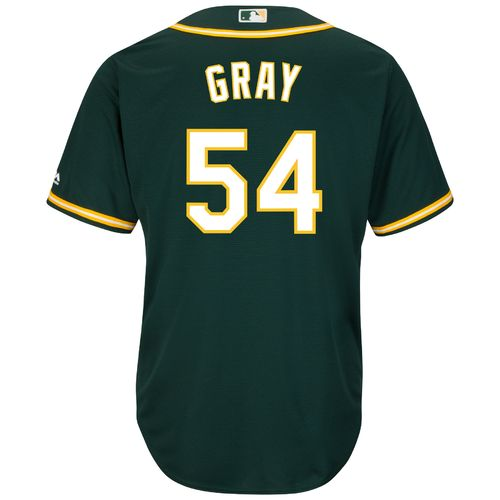 Majestic Men's Oakland Athletics Sonny Gray #54 Cool