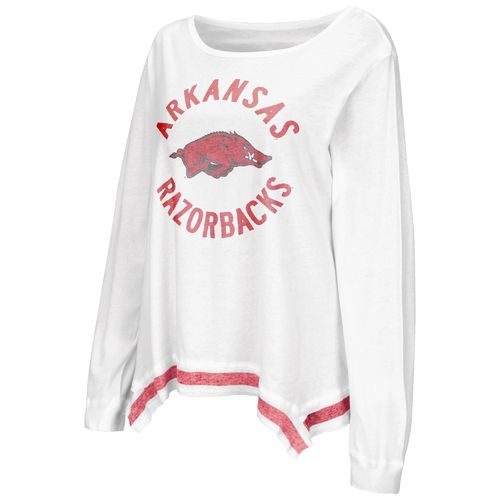 Touch by Alyssa Milano Women's University of Arkansas End Zone Top