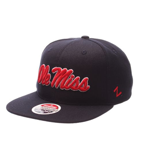 Zephyr Men's University of Mississippi Z11 Cap
