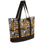 Forever Collectibles™ Women's University of Tennessee Collage Tote