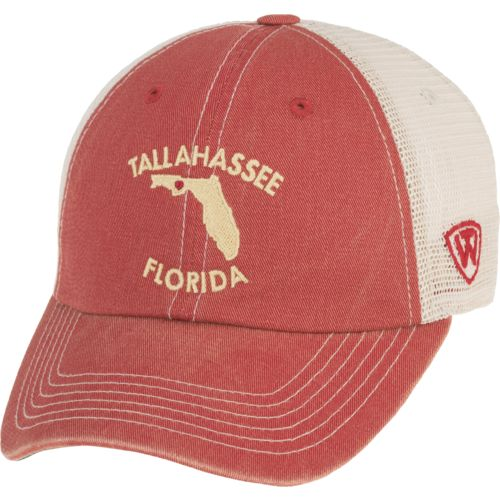 Top of the World Women's Florida State University Roots Cap