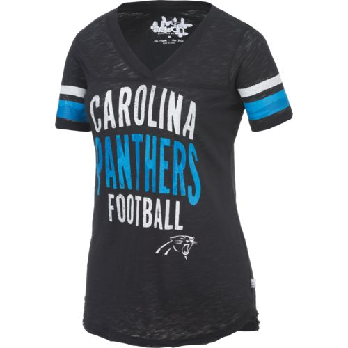 Touch by Alyssa Milano Women's Carolina Panthers Motion Tee