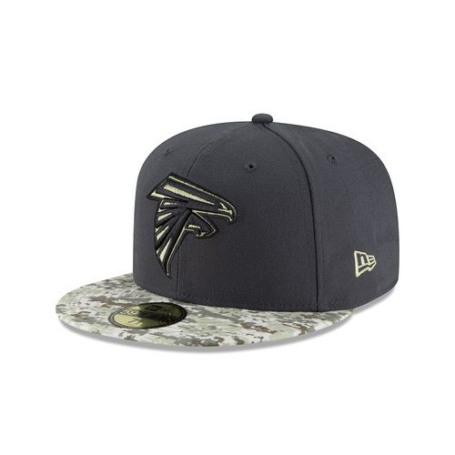 New Era Men's Atlanta Falcons Salute to Service 59FIFTY Cap
