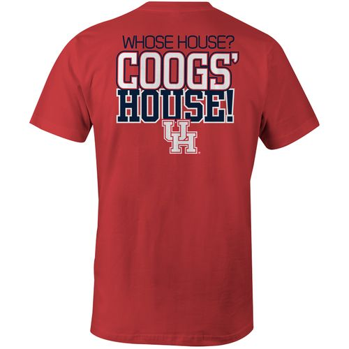 Image One Men's University of Houston Coogs House T-shirt