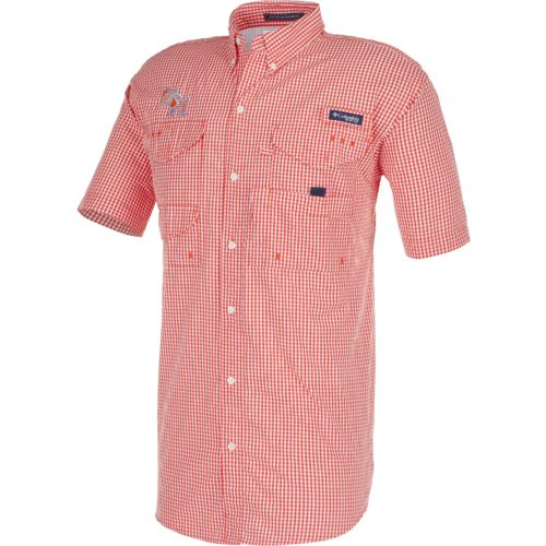 Columbia Sportswear™ Men's Sam Houston State University Super Bonehead™ Shirt