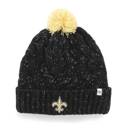 '47 New Orleans Saints Women's Fiona Cuff Knit Hat