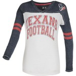 G-III for Her Women's Houston Texans Field Position Long Sleeve T-shirt