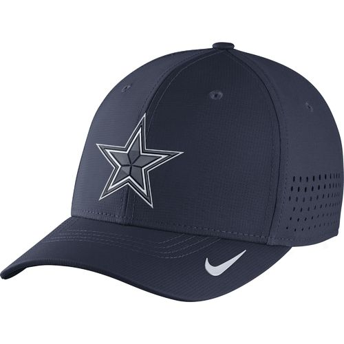 Nike™ Men's Dallas Cowboys DF Logo Swooshflex Cap