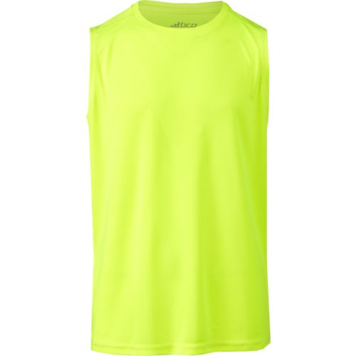 BCG Boys' Solid Sleeveless Tech T-shirt