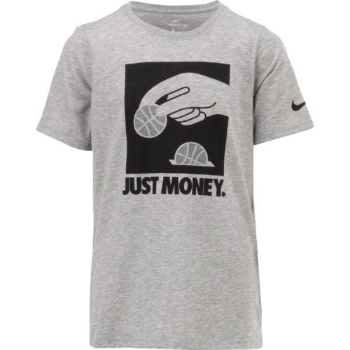 Nike Boys' Nike Dry Just Money Basketball T-shirt