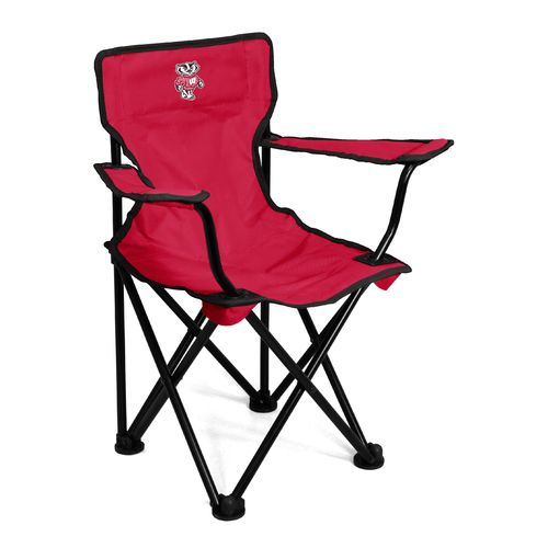 Logo™ Toddlers' University of Wisconsin Tailgating Chair - view number 1