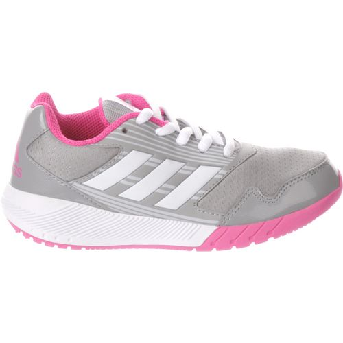 Midnight Grey/Footwear White/Shock Pink