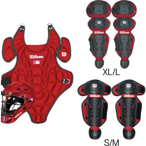 Display product reviews for Wilson Kids' EZ Catcher's Gear Kit