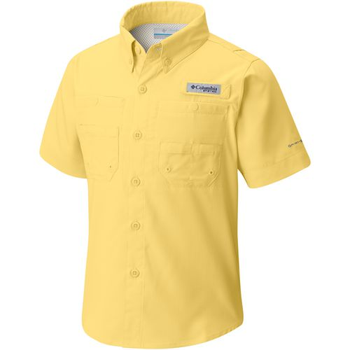 Columbia Sportswear Boys' Tamiami Button Down Shirt