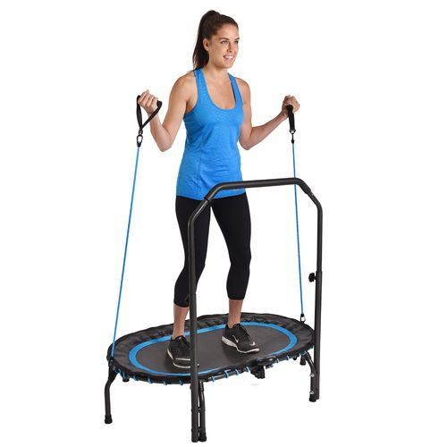 Stamina InTone Oval Fitness Trampoline - view number 8