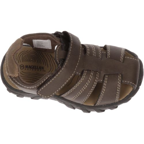 Magellan Outdoors Toddler Boys' Nathan Sandals - view number 4