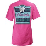 Three Squared Juniors' University of Florida Baylee V-neck T-shirt - view number 1
