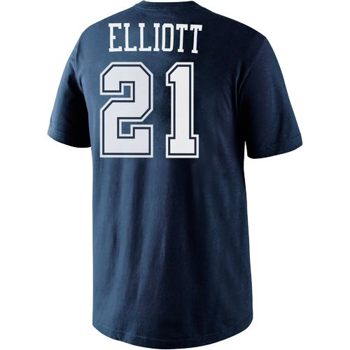 Display product reviews for Nike Men's Dallas Cowboys Ezekiel Elliott 15 T-shirt