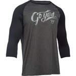 Under Armour Men's Baseball 3/4 Sleeve T-shirt - view number 1