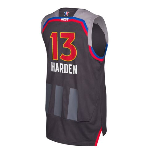 adidas Men's Houston Rockets James Harden No. 13 2017 NBA All-Star Swingman Jersey