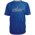 Champion Men's University of Tulsa Short Sleeve T-shirt - view number 1
