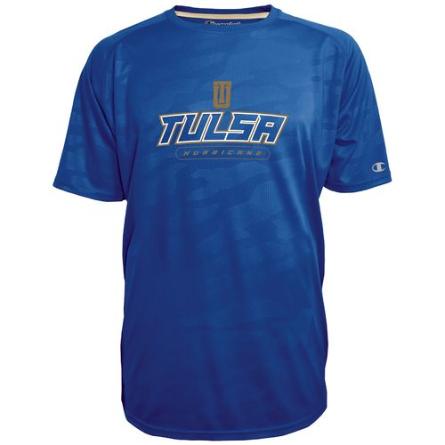 Champion Men's University of Tulsa Short Sleeve T-shirt
