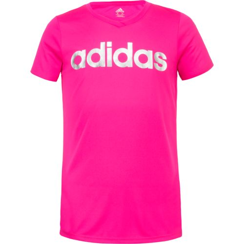 adidas Girls' Graphic Logo T-shirt