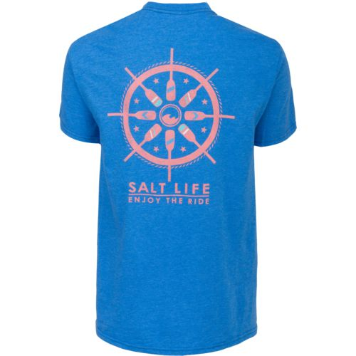 Salt Life Women's Enjoy the Ride Short Sleeve T-shirt