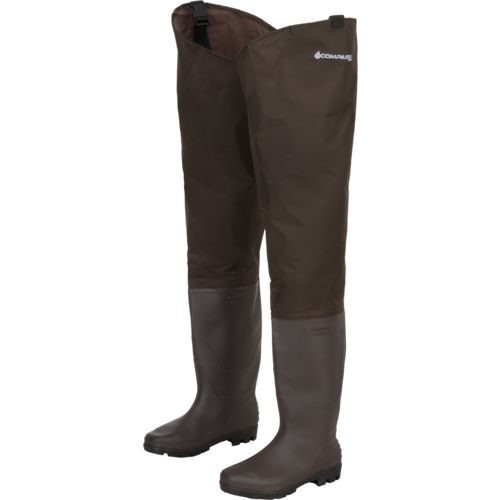 Compass 360 Men's Windward PVC Cleated Hip Boots - view number 3