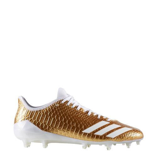 Display product reviews for adidas Men's Adizero 5-Star 6.0 GOLD Football Cleats