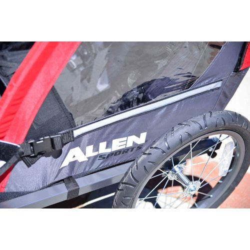 Allen Sports 2-Child Bicycle Trailer - view number 7