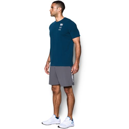 Under Armour Men's Freedom 50 Strong Short Sleeve T-shirt - view number 5