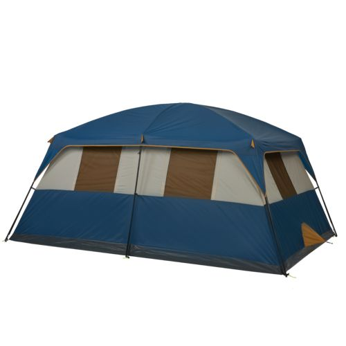 ... Magellan Outdoors Grand Ponderosa 10 Person Family Cabin Tent   View  Number 2 ...