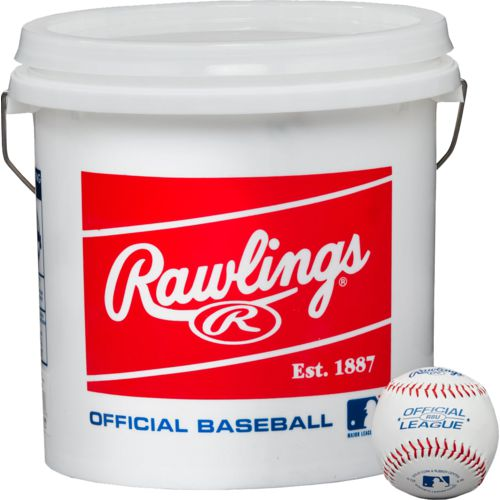 Display product reviews for Rawlings R8U Recreational Baseball Bucket