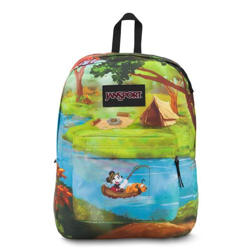 Display product reviews for JanSport Disney High Stakes Daypack