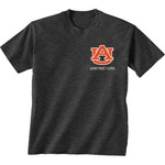 New World Graphics Men's Auburn University Flag Glory T-shirt - view number 2