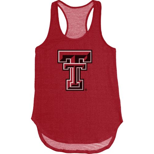 Blue 84 Women's Texas Tech University Nala Premium Tank Top