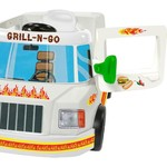 RollPlay 6 V Kids' Grill n Go Food Truck Ride-On - view number 2