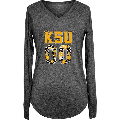 Chicka-d Women's Kennesaw State University Favorite Long Sleeve T-shirt