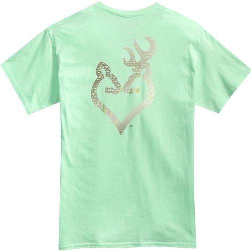 Browning Women's Classic Graphic T-shirt - view number 4