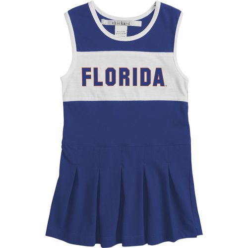 Chicka-d Girls' University of Florida Cheerleader Dress