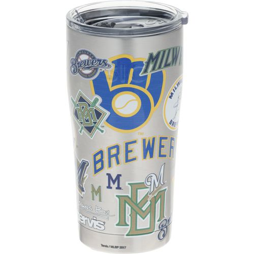 Tervis Milwaukee Brewers All Over 20 oz Tumbler - view number 1