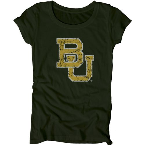 Blue 84 Juniors' Baylor University Mascot Soft T-shirt