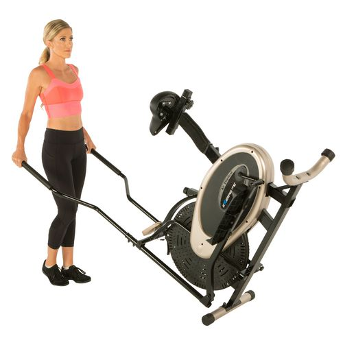 Exerpeutic GOLD XL9 Aero Elliptical and Exercise Bike Dual Trainer - view number 2