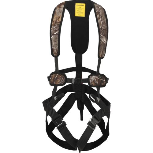 Display product reviews for Hunter Safety System® Bowhunter Camo Harness