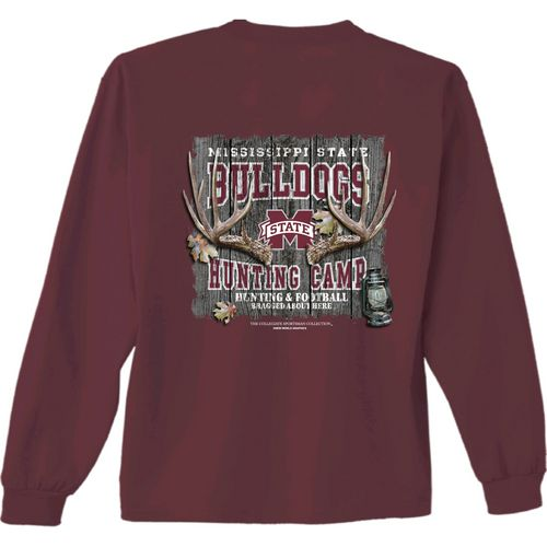 New World Graphics Men's Mississippi State University Hunt Long Sleeve T-shirt