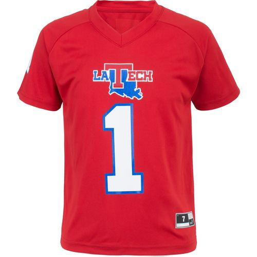 Gen2 Boys' Louisiana Tech University Football Jersey Performance T-shirt