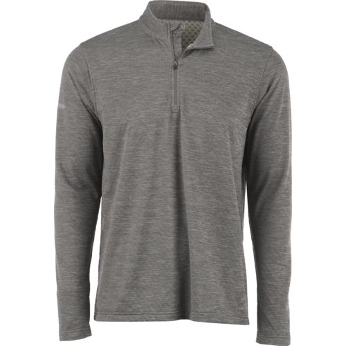 Display product reviews for BCG Men's Reflective 1/4 Zip Running Pullover