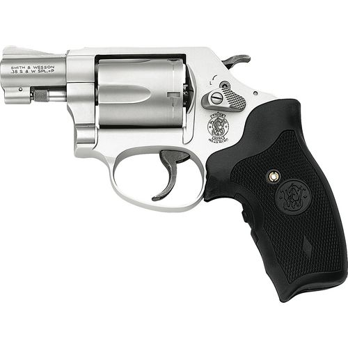 Smith & Wesson 637 Airweight Crimson Trace Lasergrip .38 Special Revolver - view number 2