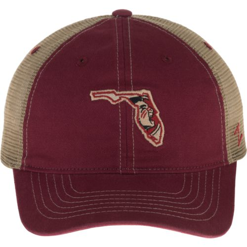 Zephyr Men's Florida State University Turnpike State Cap
